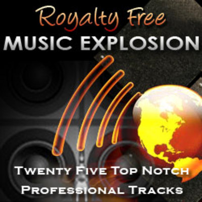 Product picture 25 Royalty Free Music Tracks
