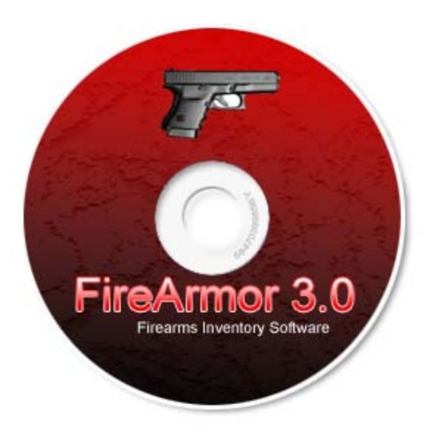 Product picture FireArmor 3 Firearms Inventory Software