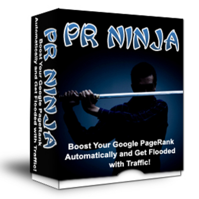 Product picture Page Rank Ninja w/MRR