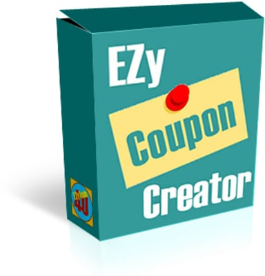 Product picture EZ Coupon Creator w/MRR and Giveaway Rights