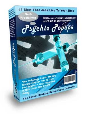 Product picture Psychic Popup Injector