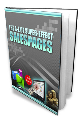 Product picture The A to Z of Super-Effective Sales Pages