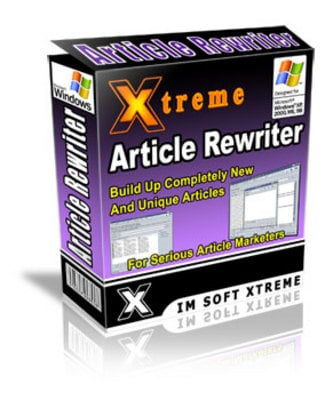 Product picture XTREME Article ReWriter Spinner